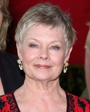 Actress Judi Dench