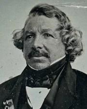 Photographer and Inventor Louis-Jacques Daguerre