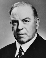 10th Prime Minister of Canada Mackenzie King
