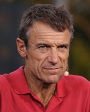 Tennis Player and Seven-Time Major Champion Mats Wilander