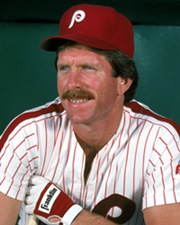 MLB Third Baseman Mike Schmidt