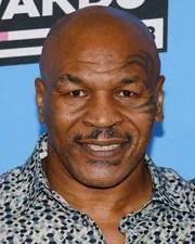 Heavyweight Boxing Champion Mike Tyson