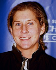 Tennis Player and Nine-Time Major Champion Monica Seles