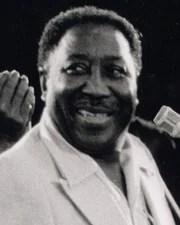 Blues Musician Muddy Waters