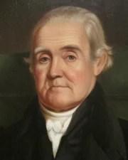 Lexicographer Noah Webster