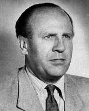 Industrialist Oskar Schindler