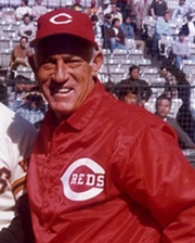 MLB Player and Manager Sparky Anderson