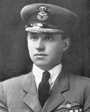 First World War Flying Ace William George Barker