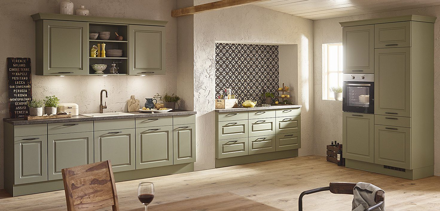 Landhausküchen online kaufen   OTTO