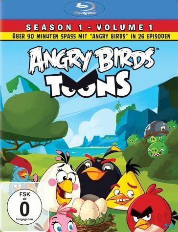 Blu-ray »Angry Birds Toons - Season 1, Volume 1« | OTTO