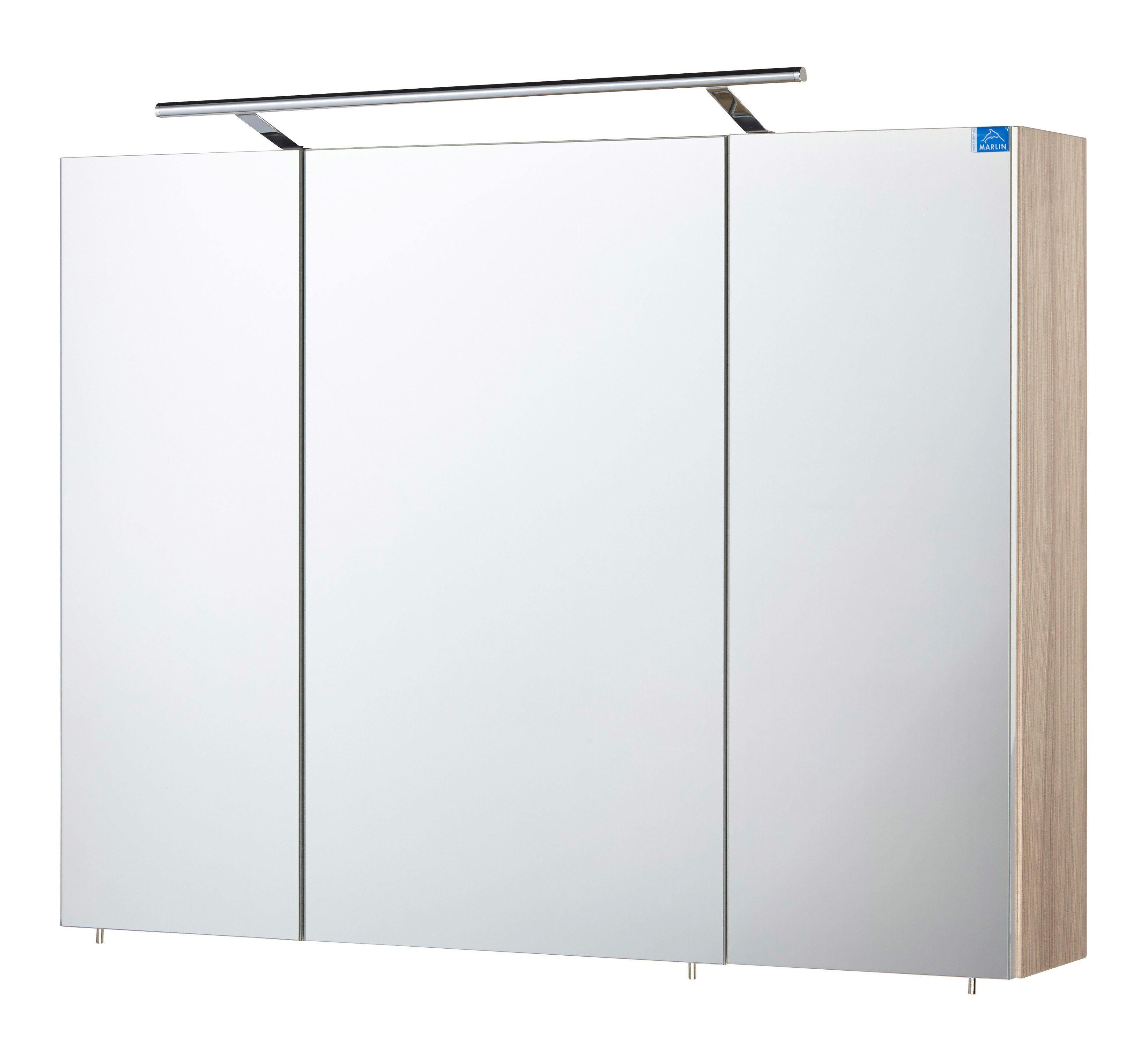 Optifit Spiegelschrank »OPTIpremio 2043« Breite 90 cm, mit ...