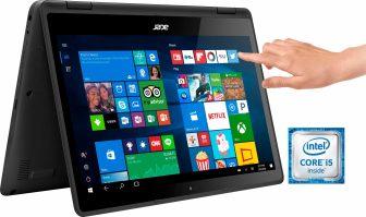 Acer SP513-51-54JS Convertible Notebook, Intel® Core™ i5, 33,8 cm (13,3 Zoll), 256...
