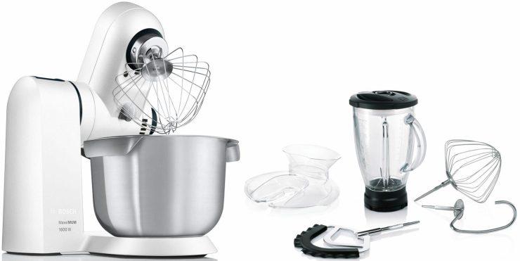 Bosch Maxximum Küchenmaschine 2021