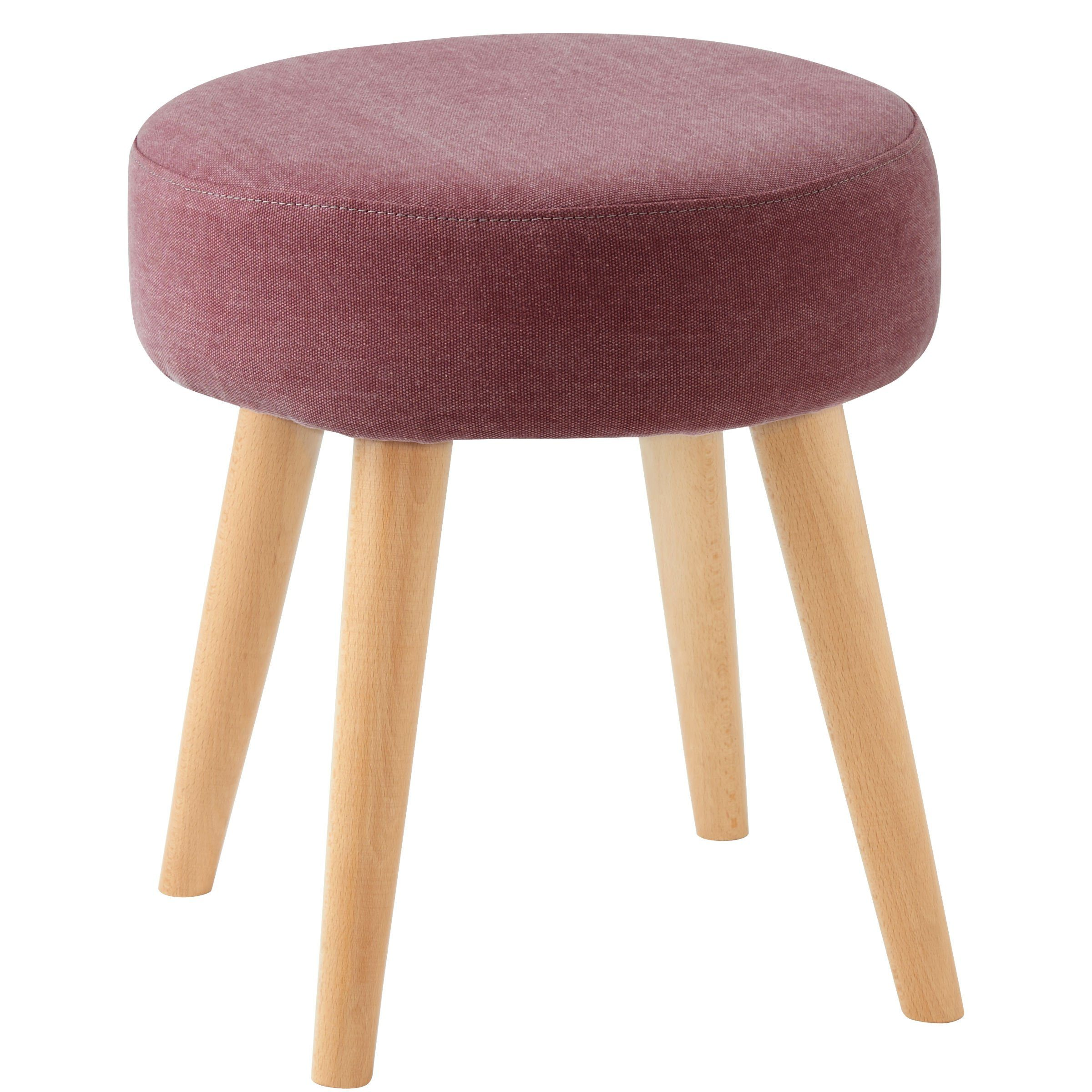 BUTLERS COZY TIME Hocker Stone Washed Kaufen OTTO