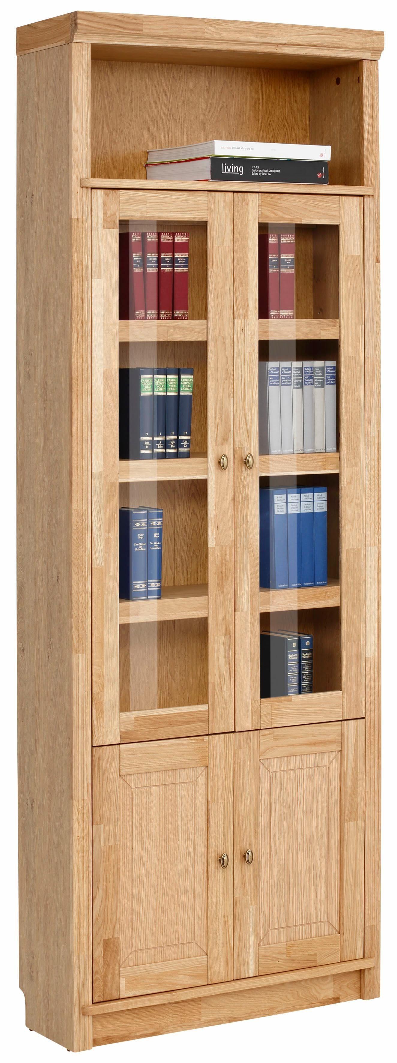 Bücherregal, Home affaire, »Soeren«, in 2 Höhen, Tiefe 29 cm - Home affaire