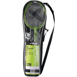 STIGA Badminton Set inkl. Netz