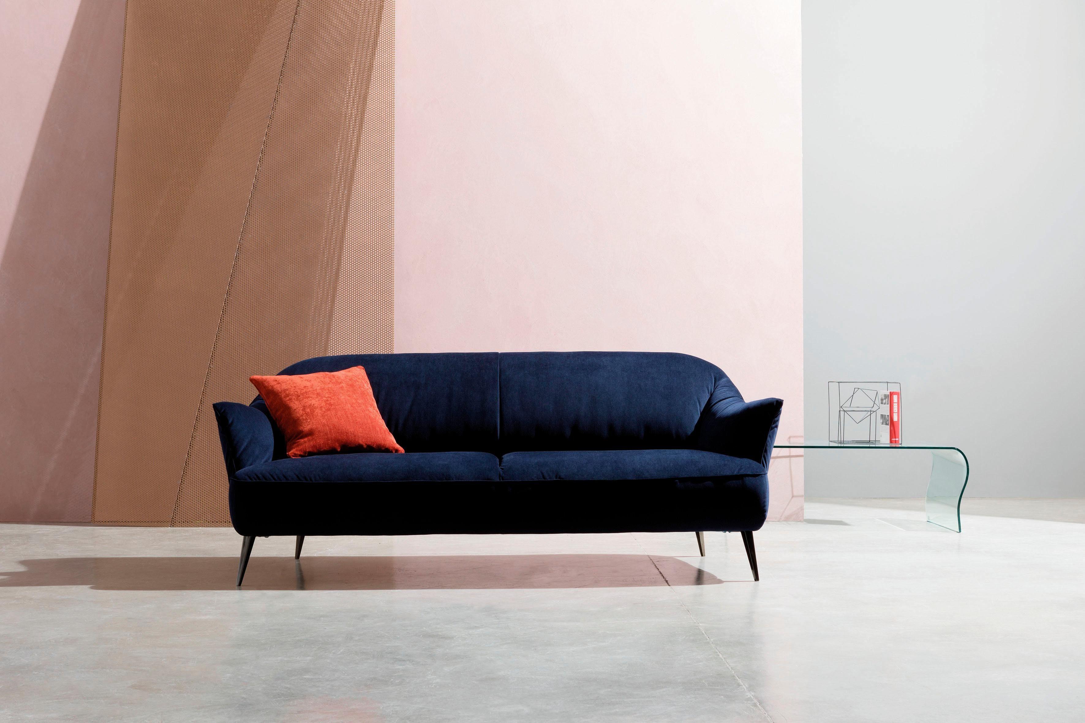 Where are natuzzi sofas made? NATUZZI EDITIONS 3-Sitzer »Estasi«, in Leder oder Stoff ...