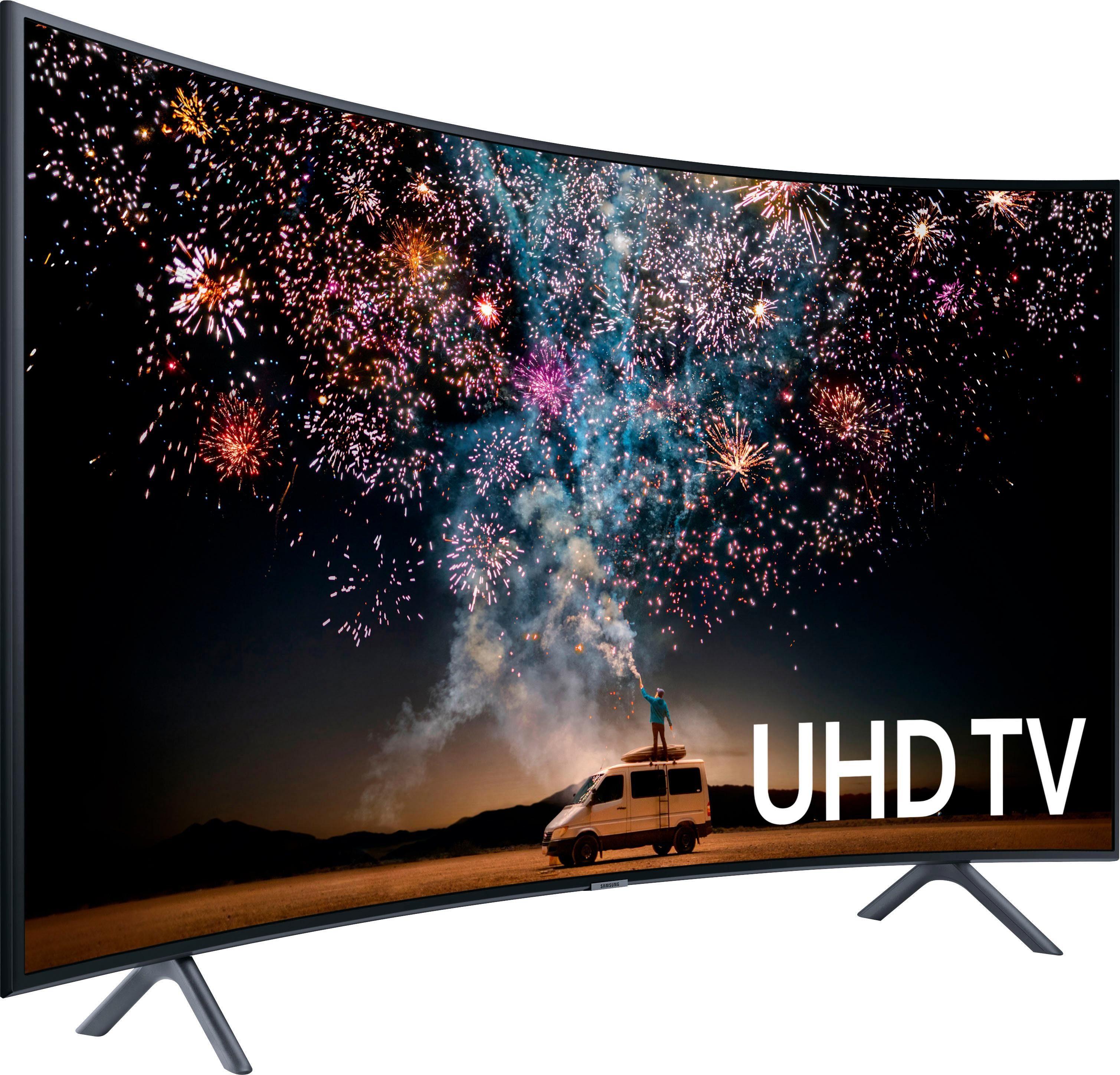 samsung ue65ru7379 curved led fernseher 163 cm 65 zoll 4k ultra hd smart tv airplay online kaufen otto