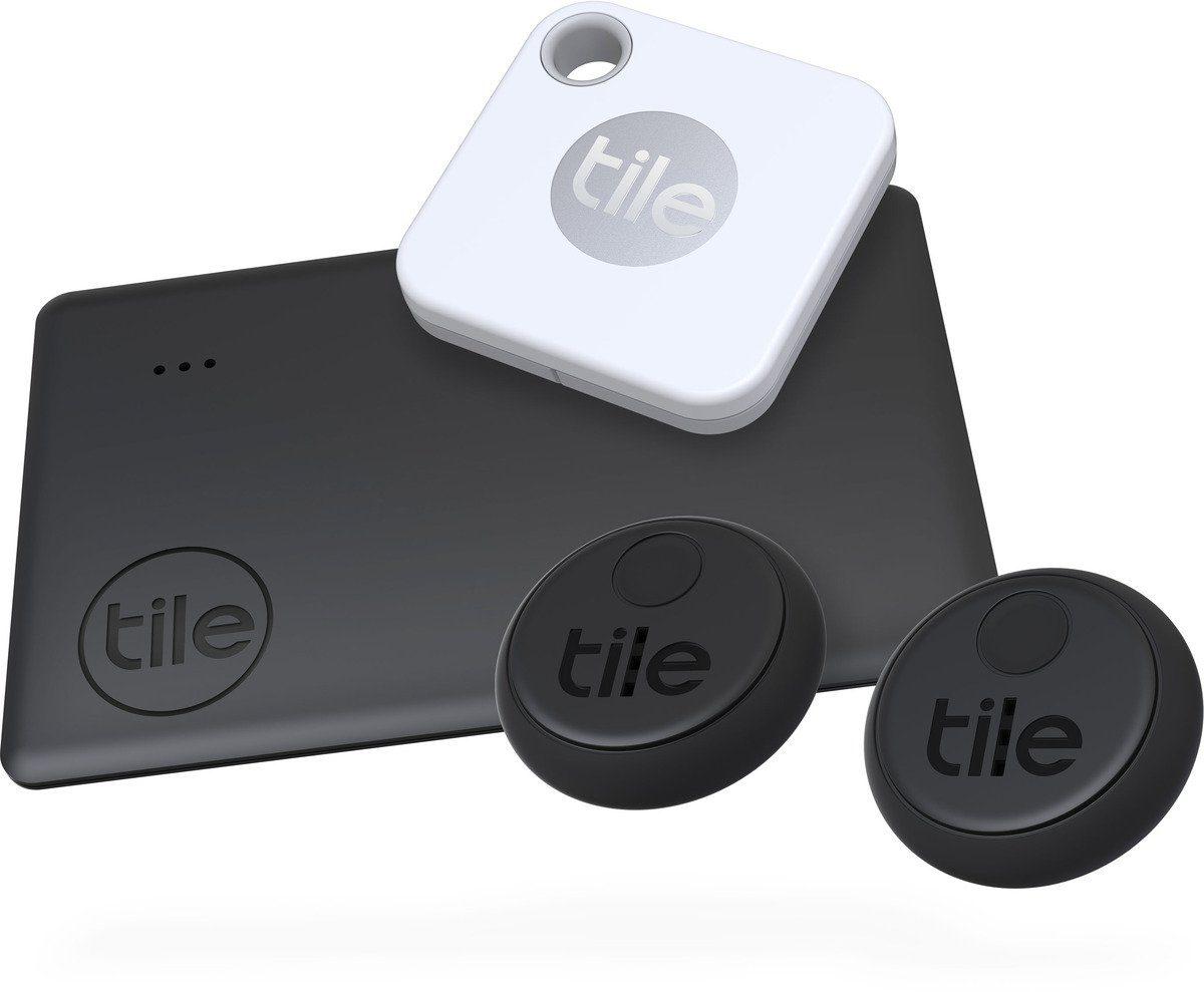 tile schlussel bluetooth tracker essentials 4 pack slim 2 mate 2x sticker online kaufen otto