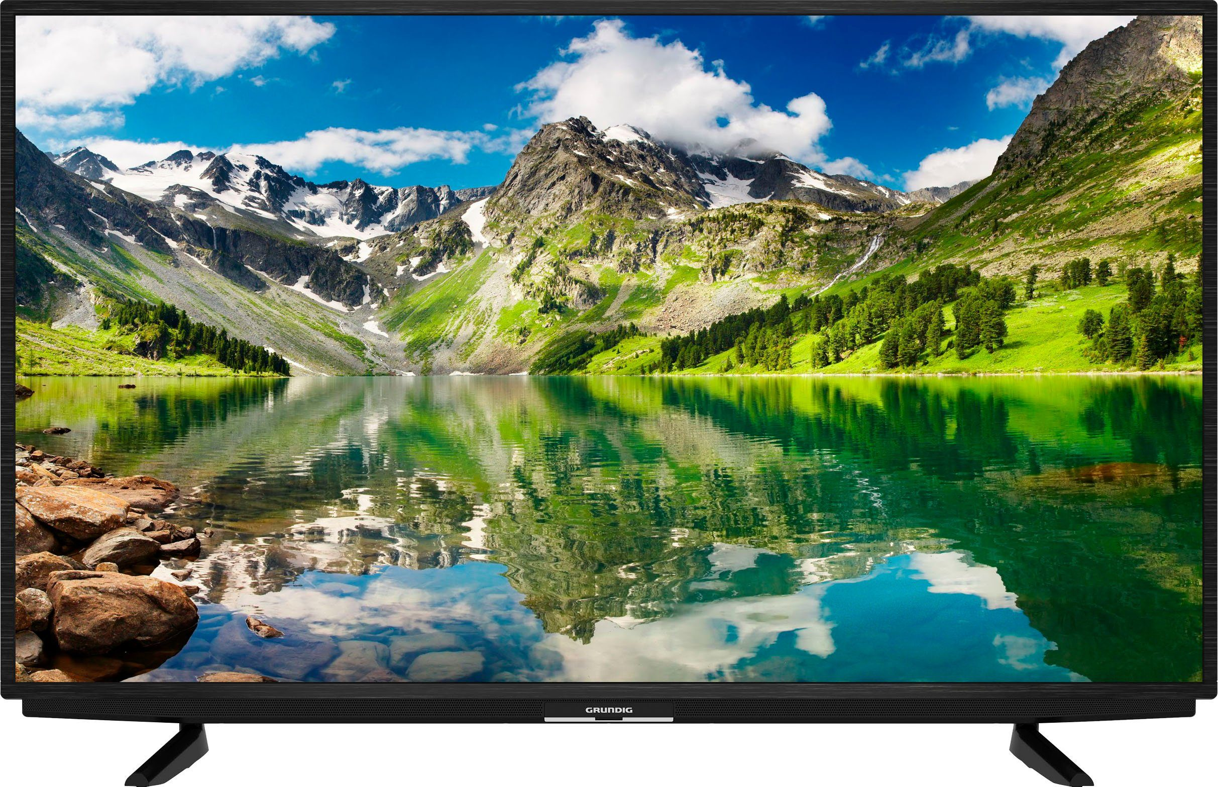 grundig 50 voe 71 fire tv edition trg000 led fernseher 126 cm 50 zoll 4k ultra hd smart tv firetv edition aus der radio werbung online kaufen