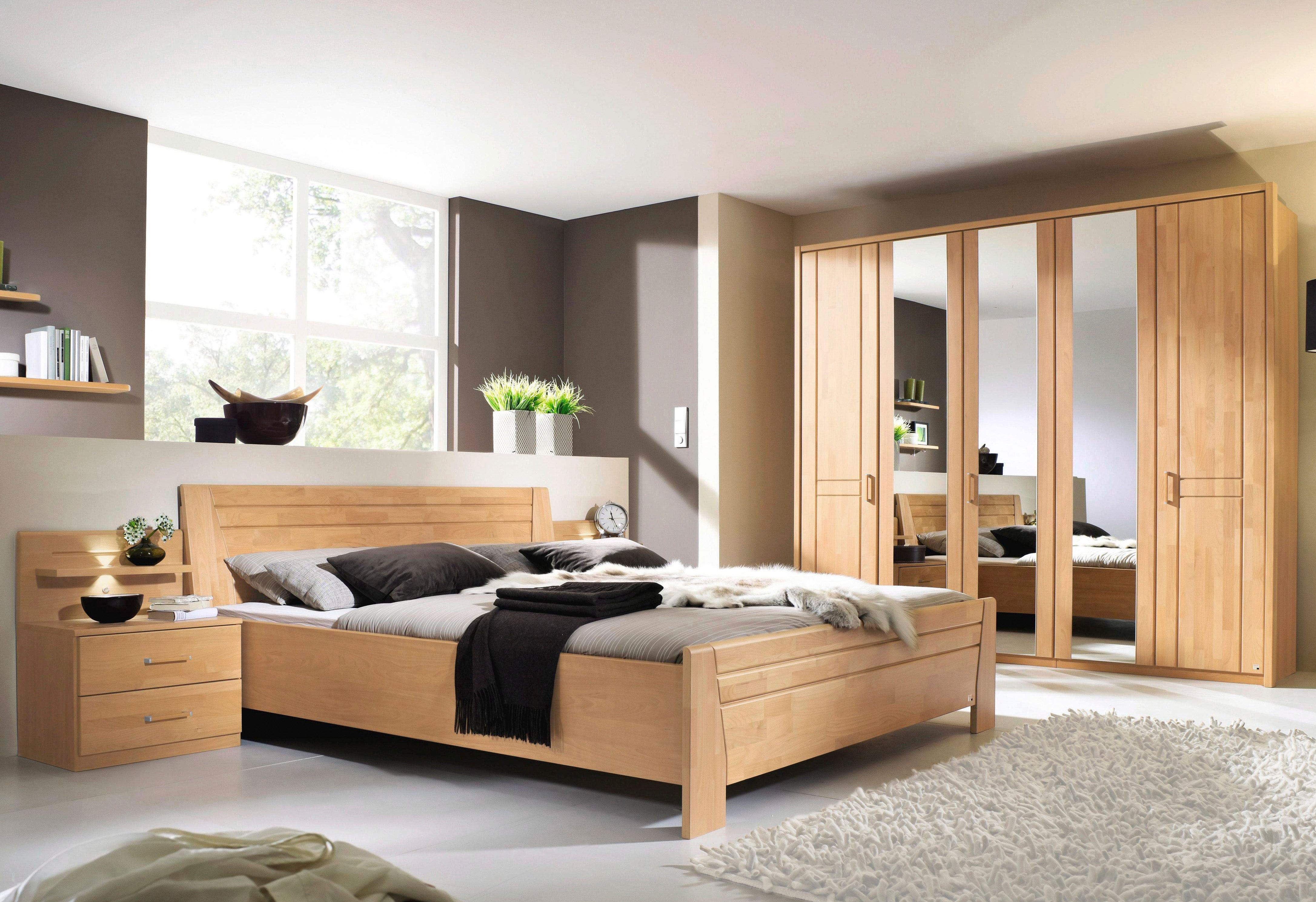 Schlafzimmer Set, rauch 4 tlg. online kaufen   OTTO
