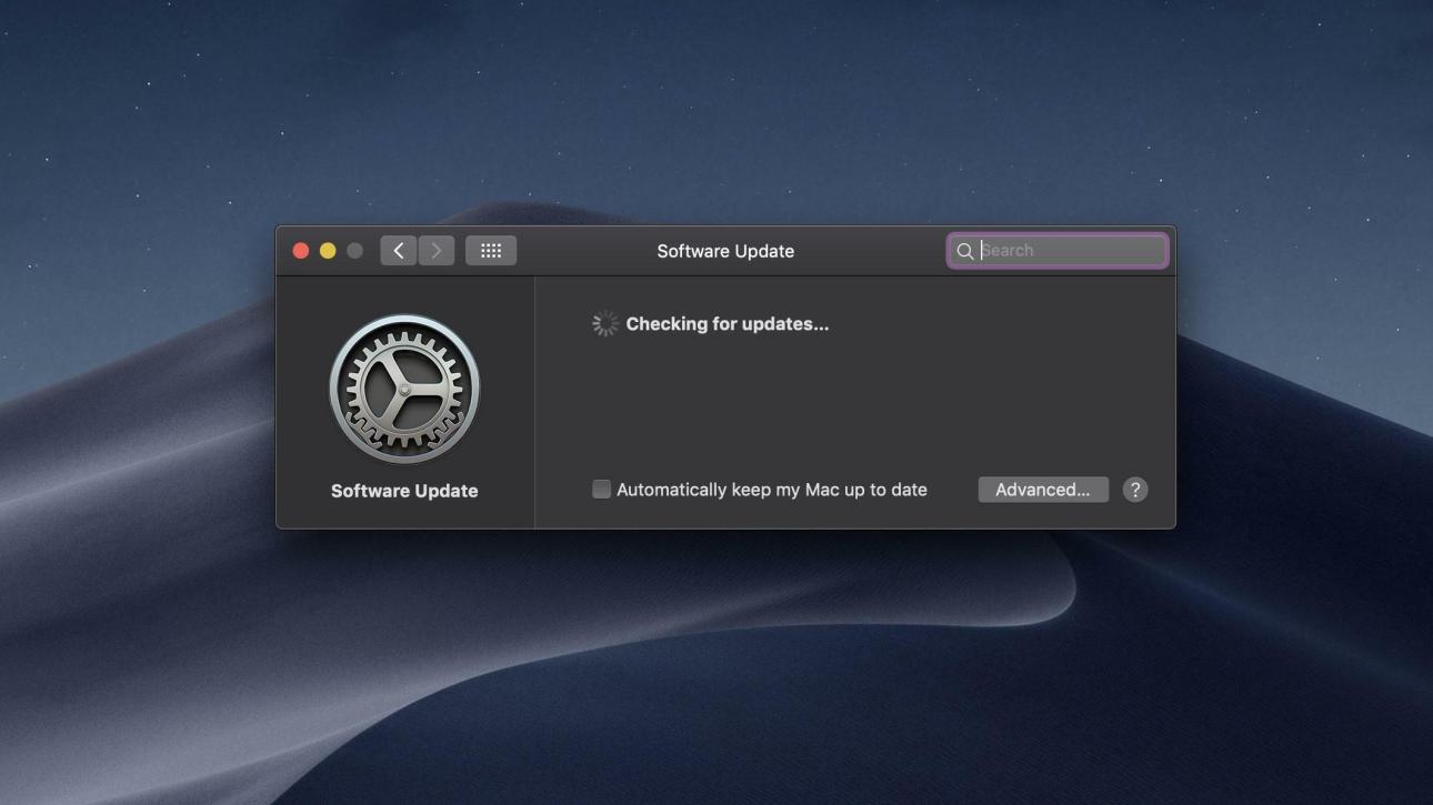 actualizaciones de macOS