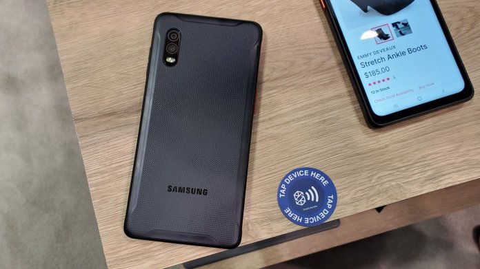 Rugged Samsung Galaxy Xcover Pro Is Built For Extreme Conditions Pcmag