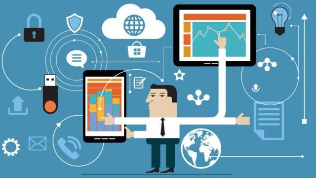 Third-party integration e-commerce websites