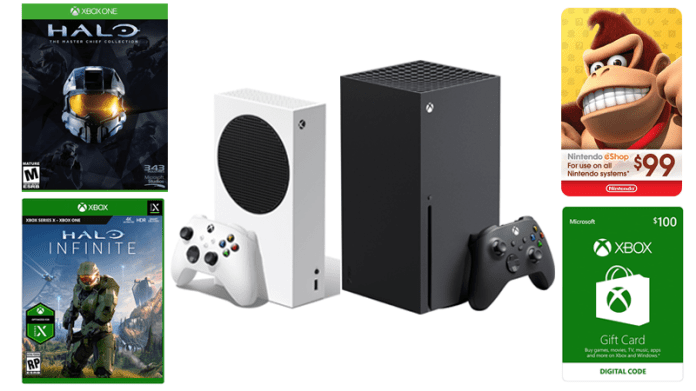 Today S Deals Xbox Series X Pre Orders 10 Off Xbox Gift Cards Pcmag