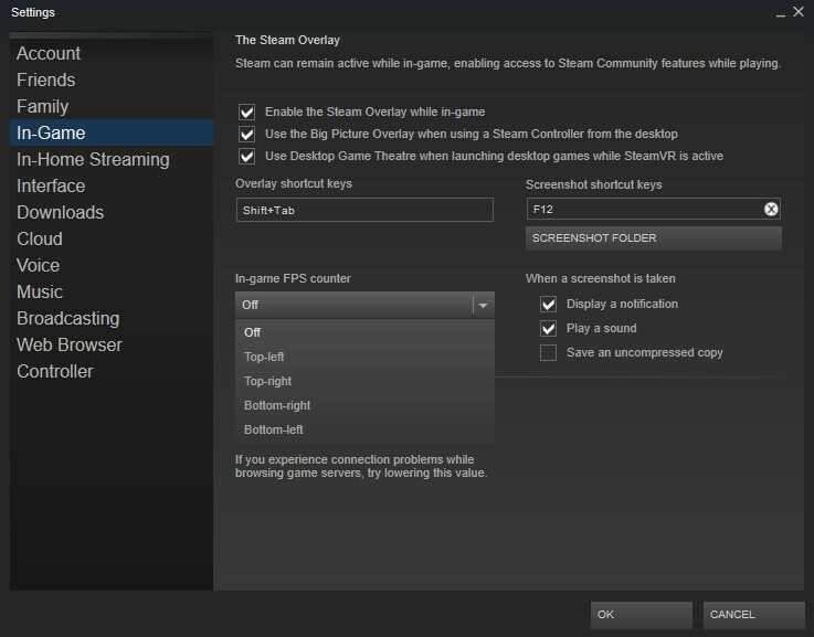 Monitor Frame Rates PC Gaming