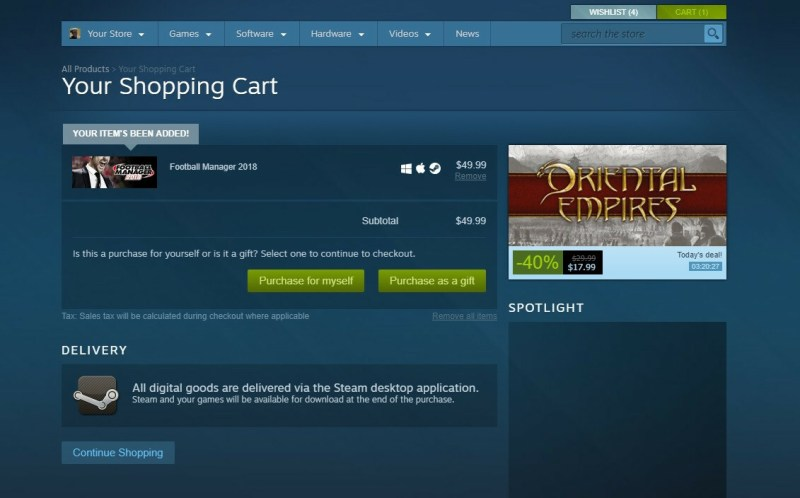 Give the Gift of PC Gaming