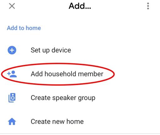 Configurar varios usuarios