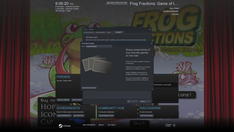 Take a Screenshot PC Gaming