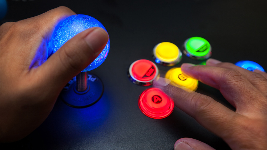 The best 7 non-fighting game genres with arcade stick - gamologi.com