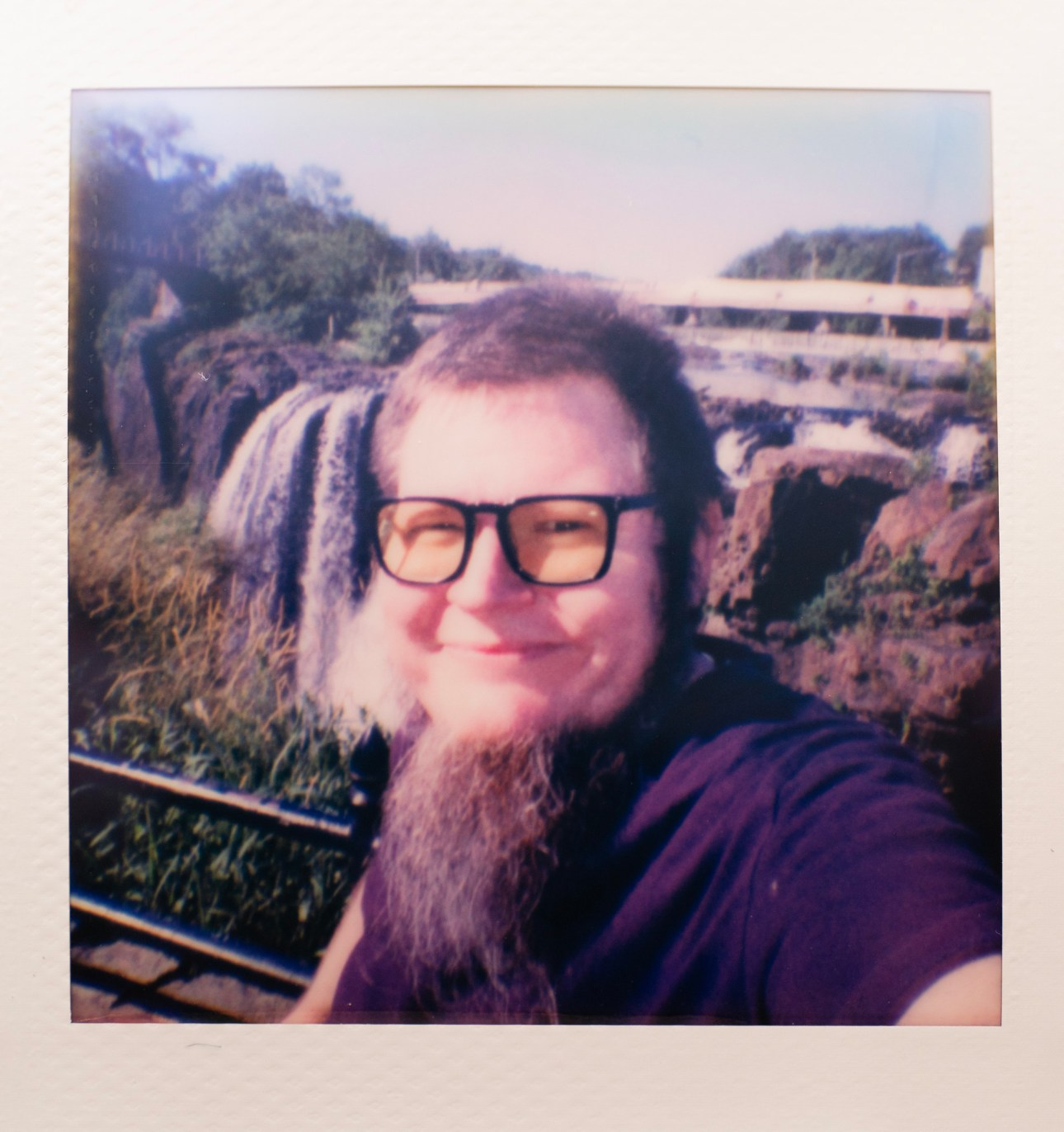 Polaroid Go: образец изображения