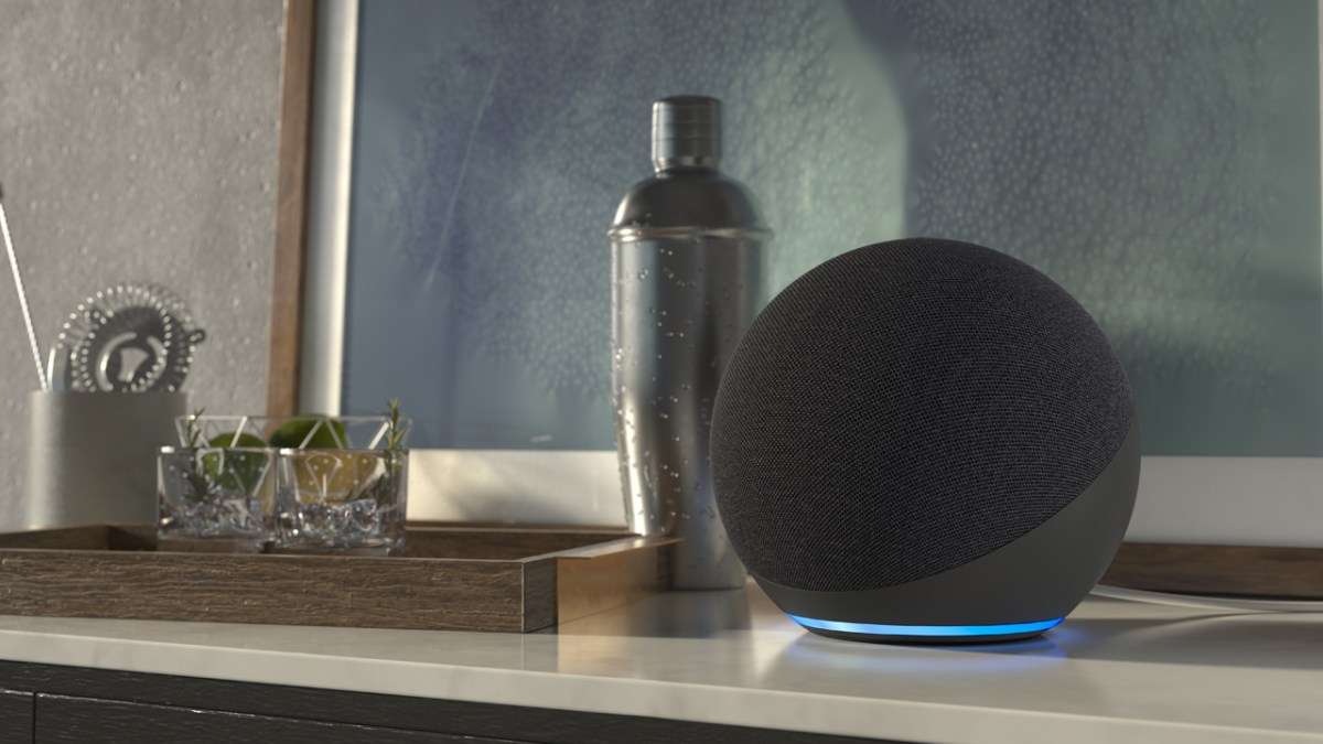 Amazon Echo Fourth Gen