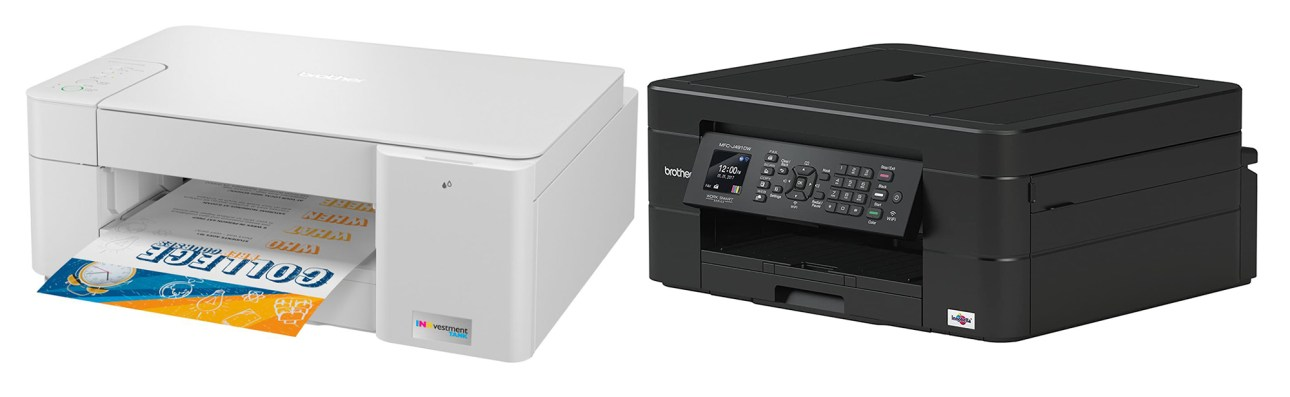 Brother MFC-J1205W и MFC-J491DW