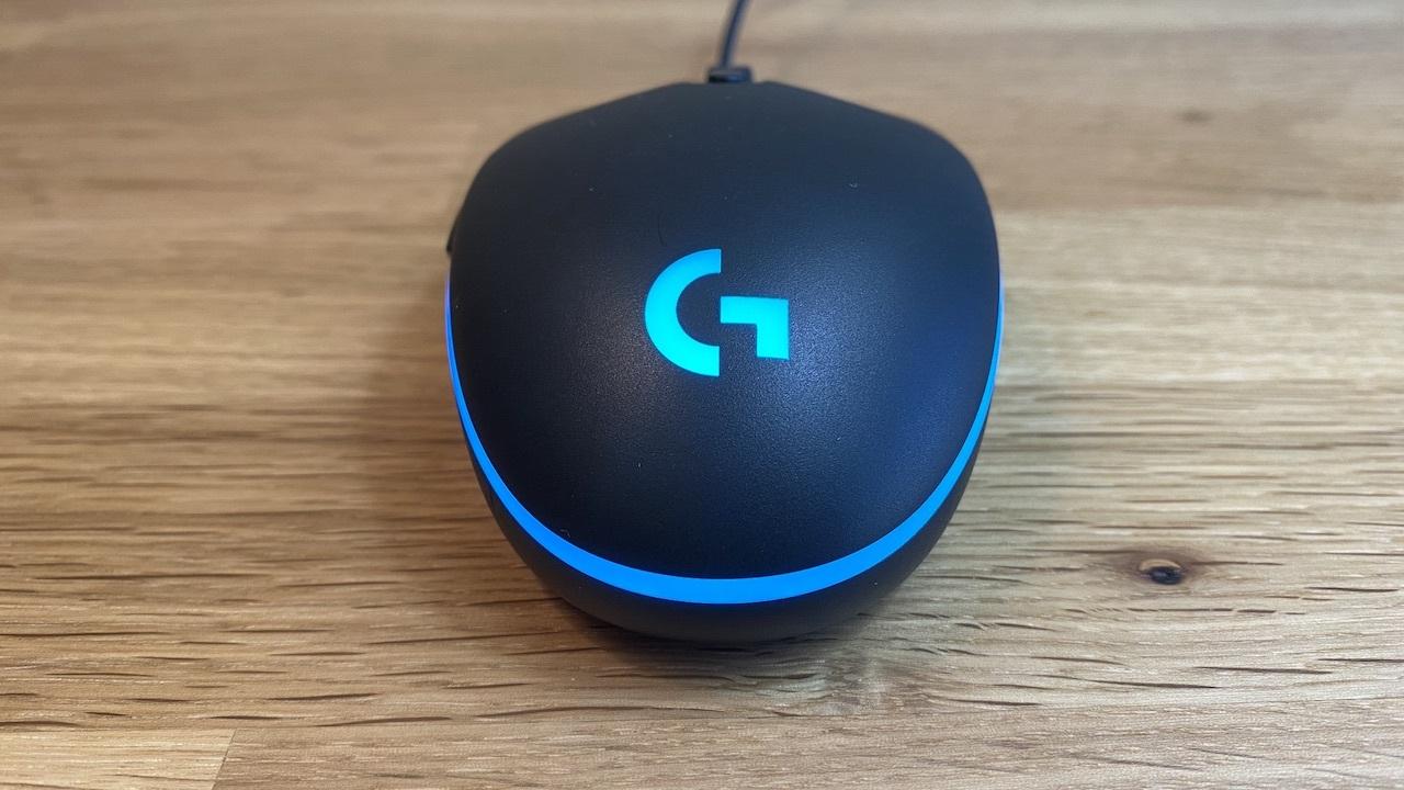 База игровой мыши Logitech G203 Lightsync Gaming Mouse