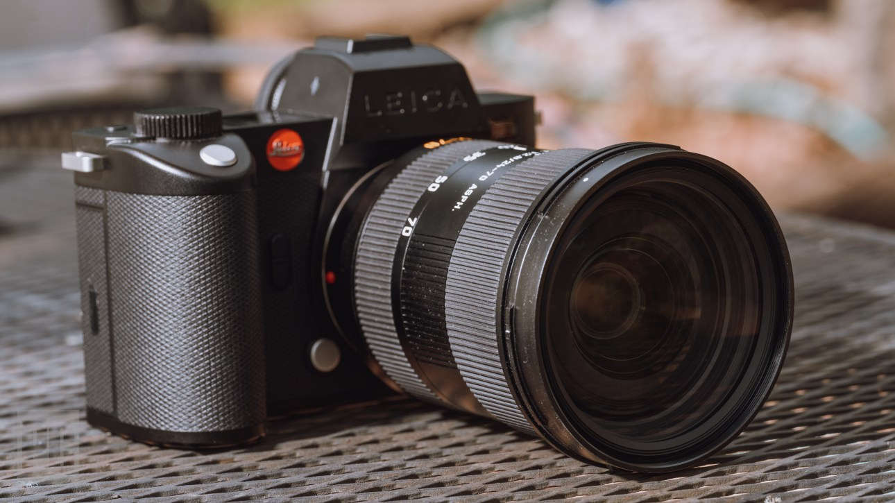 Leica Vario-Elmarit-SL 24-70 мм F2,8, АСФЕРИЧЕСКИЙ.