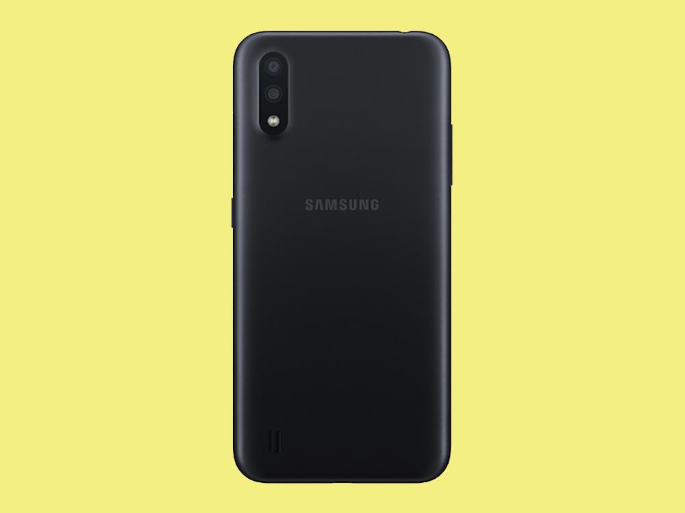 Задняя панель Samsung Galaxy A01