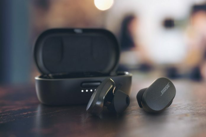 Bose Quietcomfort Earbuds Review Pcmag