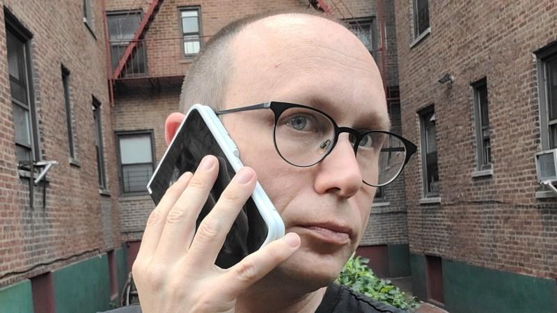 As a phone