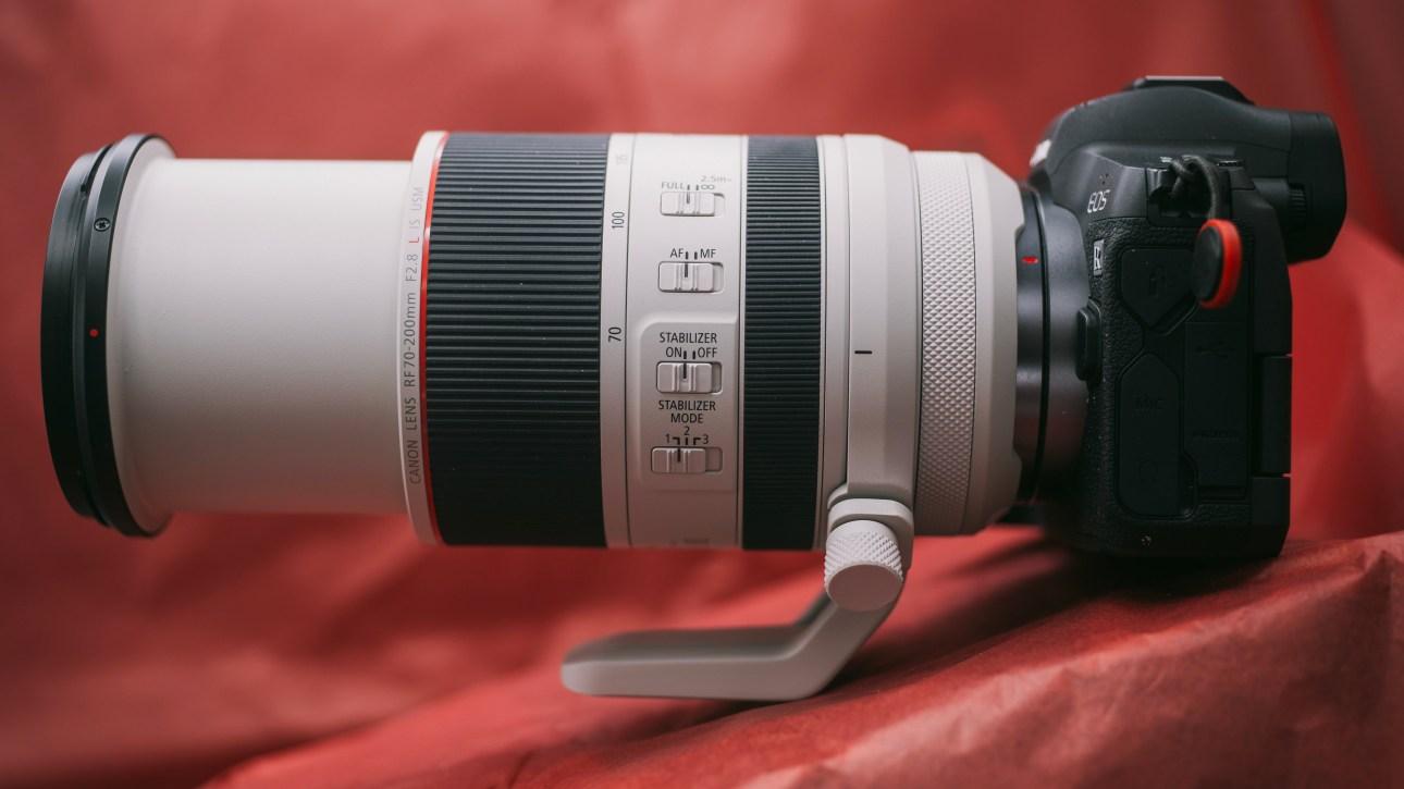 Canon RF 70-200 мм F2.8 L IS USM