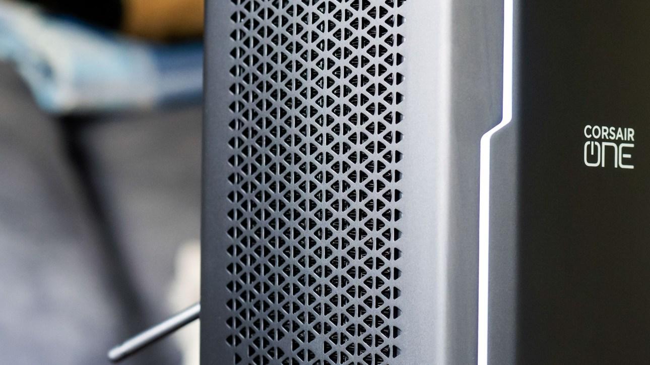 Вентиляционная решетка Corsair One a200