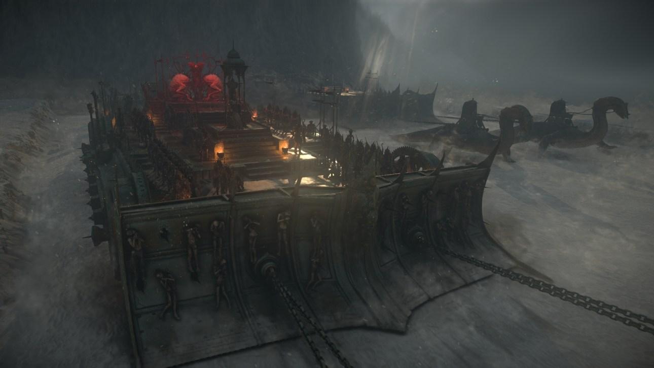 В Path of Exile 2 вы будете перемещаться с места на место на этом супер-металлическом транспорте.