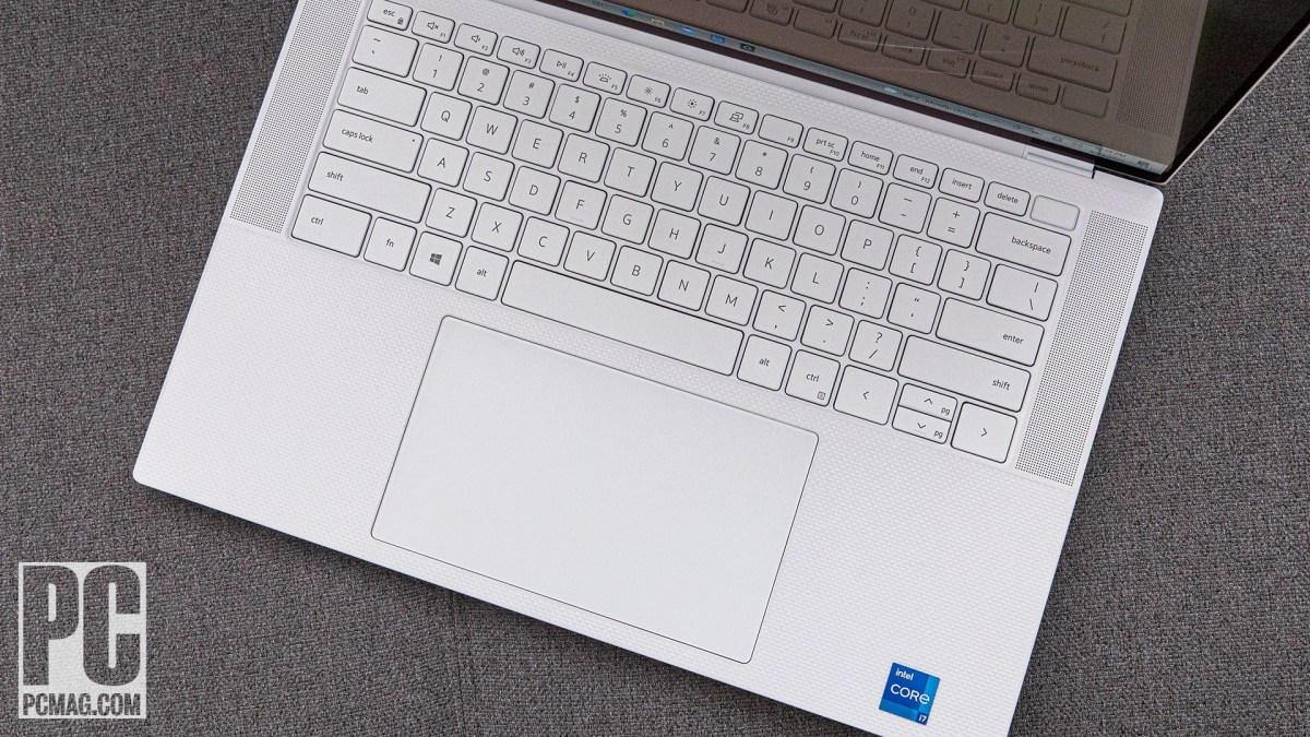 Dell XPS 15 OLED (9510) keyboard