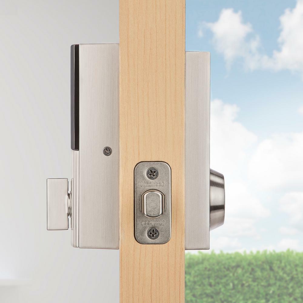 Kwikset Premis Contemporary Smart Lock внутренние и внешние накладки