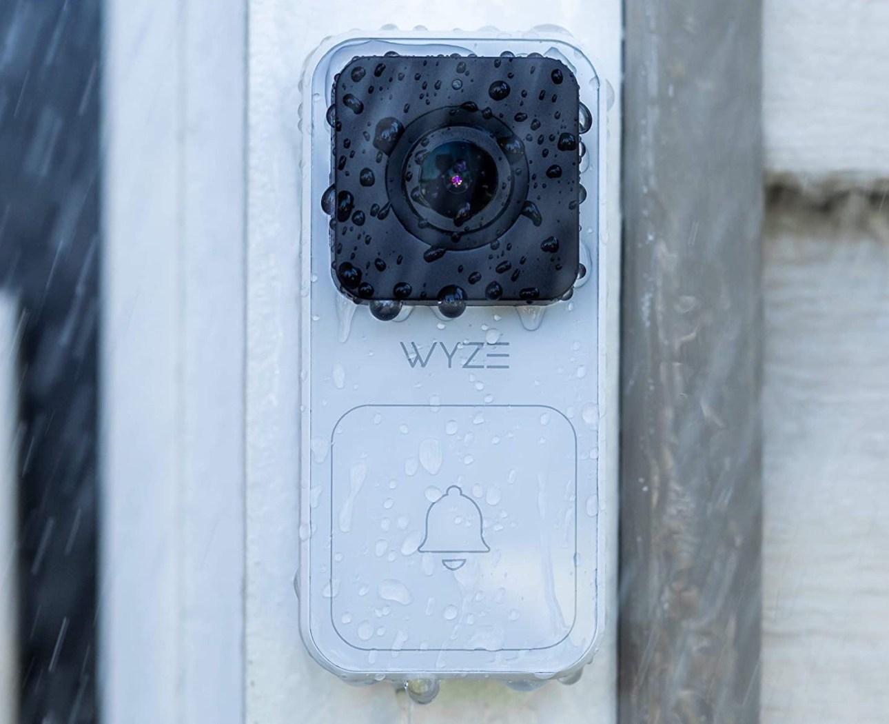 Видеодомофон Wyze + звонок