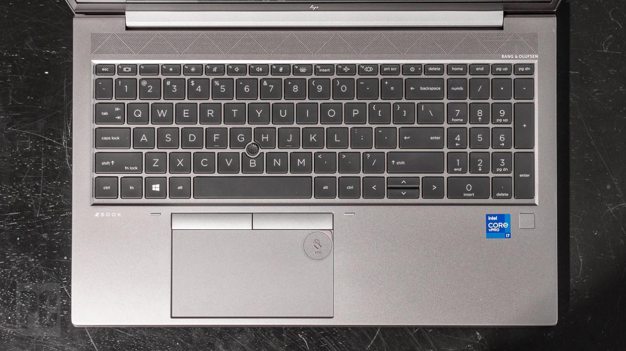 Клавиатура HP ZBook Firefly 15 G8