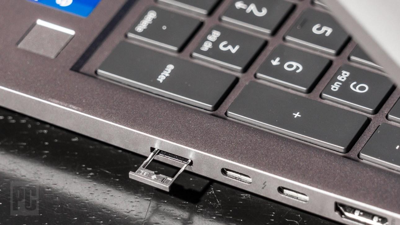 HP ZBook Firefly 15 G8 nano SIM-карта